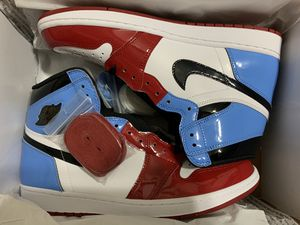 Jordan 1 High Fearless UNC to CHI *DEADSTOCK* SIZE 12 for Sale in Los Angeles, CA