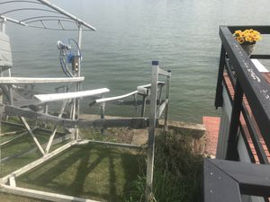 ShoreMaster Electric Boat Lift for Sale in Johnsburg, IL