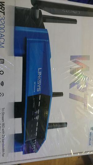 Linksys WRT 3200 ACM for Sale in Las Vegas, NV