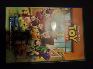 Toy Story 3 DVD for Sale in Blythewood, SC