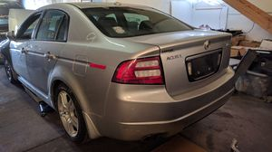 2004 2005 2006 2007 2008 Acura TL Silver for Parts. Parting Out for Sale in West Sacramento, CA