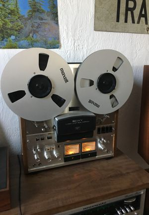 Sony TC-755 reel to reel for Sale in Goodfield, IL