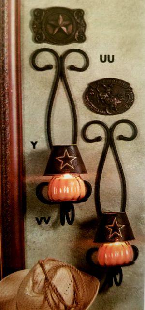 Set de Candeleros Home interior,se pueden usar con vasos o velas,no incluye decoración for Sale in Los Angeles, CA