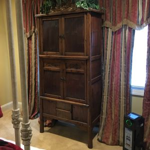 Armoire Antique Handmade for Sale in Howell Township, NJ