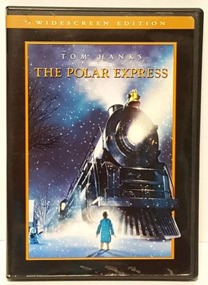 The Polar Express Dvd With Tom Hanks for Sale in Miramar, FL