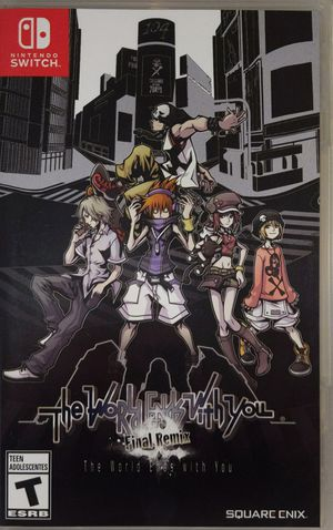 The World Ends With You: Final Remix (Nintendo Switch) for Sale in Miami, FL