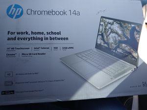 Hp Chromebook 14a for Sale in Menifee, CA