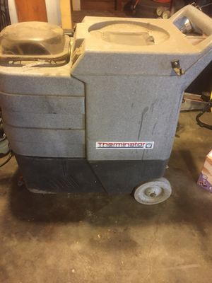 Carpet Cleaning Extractor for Sale in Chula Vista, CA
