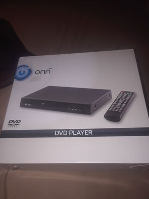 Dvd player new never open box for Sale in Monroe Township, NJ