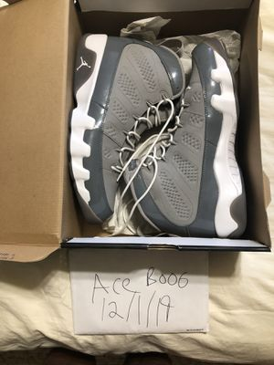 Cool Grey 9 Sz 13 for Sale in Fort Washington, MD
