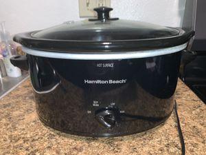 Hamilton Beach Crockpot for Sale in Auburn, WA