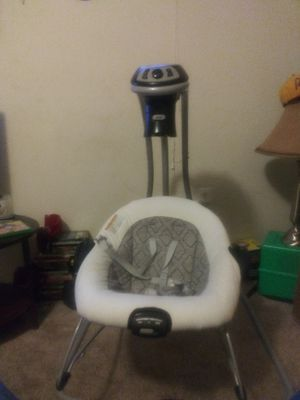GRACO Duet soothe Baby swing for Sale in Washington, DC