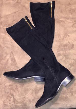 Ivanka Trump Suede Designer Boots - Women's Size 10M for Sale in San Diego, CA
