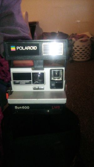 Polaroid camera for Sale in Indianapolis, IN