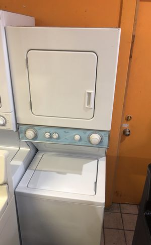 Whirlpool gas stack washer /dryer for Sale in Philadelphia, PA