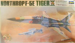 Northrop F-5E Tiger II .......Size: 1/32 scale ....manufacturer: Hasegawa for Sale for sale  Newbury Park, CA