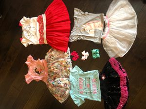 Girls lot of 5T cute clothes for Sale in Selma, TX