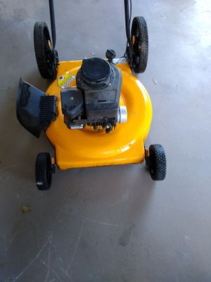 22 inch mower for Sale in Bartow, FL