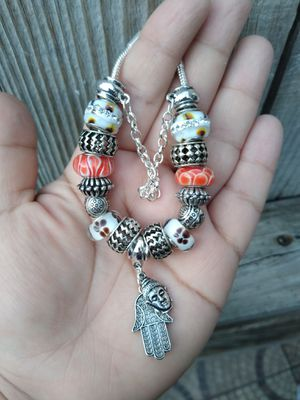 Hasma Pandora STYLE charm bracelet for Sale in Spring, TX