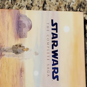 Star Wars Saga Complete Blu-ray Set for Sale in Scottsdale, AZ