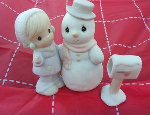 Vintage Christmas Precious Moments Sugar Town for Sale in Pico Rivera, CA