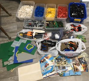 LEGOS all included!! for Sale in Sugar Grove, IL