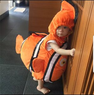 Nemo Fish Cute Kids Halloween Costume for Sale in Los Angeles, CA