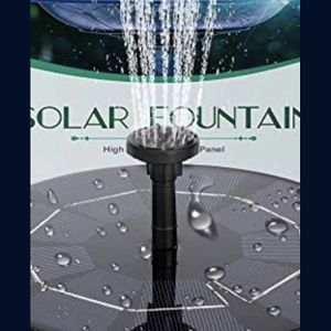 New Never Used Solar Water Fountain for Sale in Arvin, CA