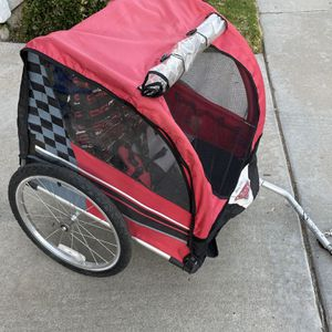Huffy Bike Trailer 2 Seater Disney Cars theme for Sale in San Diego, CA