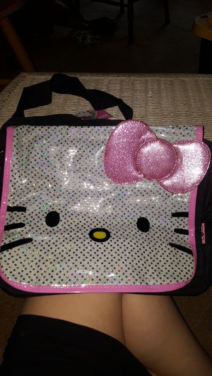 New hello kitty purse messenger bag for Sale in Los Angeles, CA