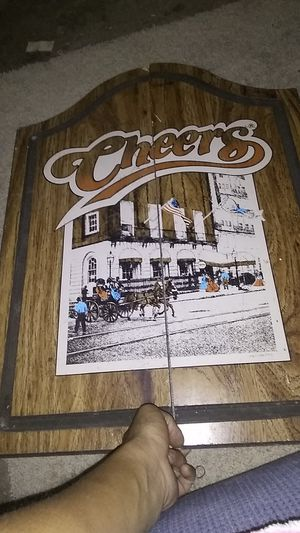 Cheers . Cricket game board on back for Sale in Las Vegas, NV