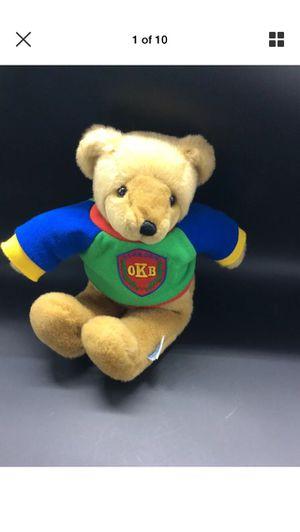 Oshkosh B'gosh Teddy Bear HTF Rare! for Sale in Wake Forest, NC