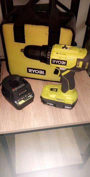 Ryobi drill for Sale in Moreno Valley, CA