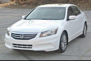 Clean 2012 Honda Accord EXL for Sale in Cincinnati, OH