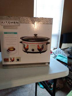 Crock pot for Sale in Fairburn,  GA