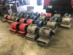 Air movers for Sale in San Jose, CA