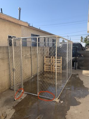 Dog Kennel 6x12 for Sale in Los Angeles, CA