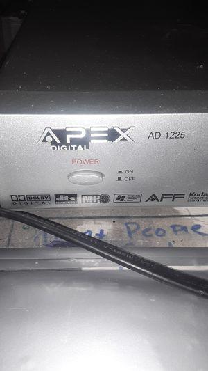 Apex digital DVD player for Sale in Newburg, MD