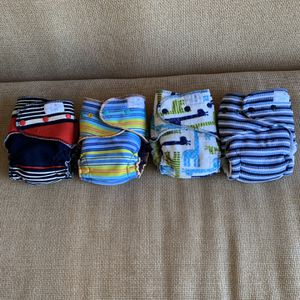Cloth diapers lot - Twinkie Tush fusion for Sale in Mesa, AZ