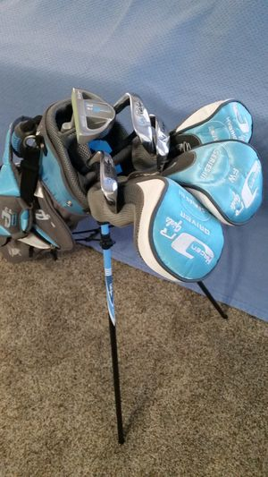 Junior Golf Club Set for Sale in Raleigh, NC