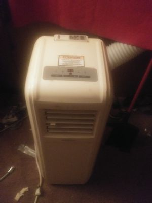 8000 btu portable ac with remote for Sale in Milton, FL