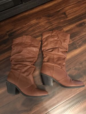 Women Crinkle Boots for Sale in Houston, TX