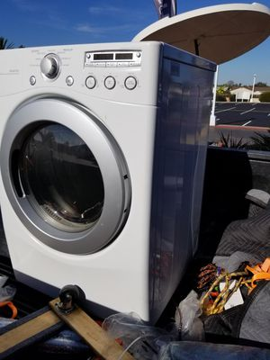LG GAS DRYER for Sale in San Diego, CA