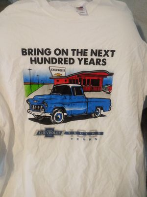 2 brand new xl Chevy T-shirts for Sale in Fresno, CA