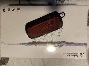 Corbett I S waterproof Bluetooth Speaker for Sale in Colonial Heights, VA