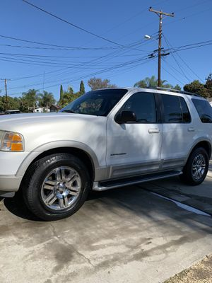FORD EXPLORER 2002 LIMITED for Sale in Spring Valley, CA