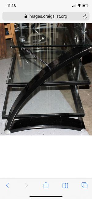 Tv stand for Sale in Irving, TX
