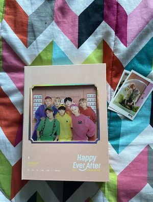 BTS 4th Muster Happy Ever After pink ver. for Sale in Portland, OR