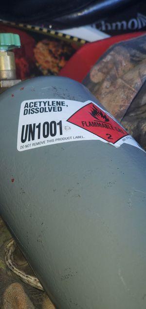Welding Acethyelene gas for welding. Brand New bottle for Sale in Alameda, CA