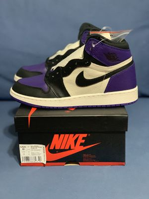 Jordan 1 Court Purple GS for Sale in Miami, FL